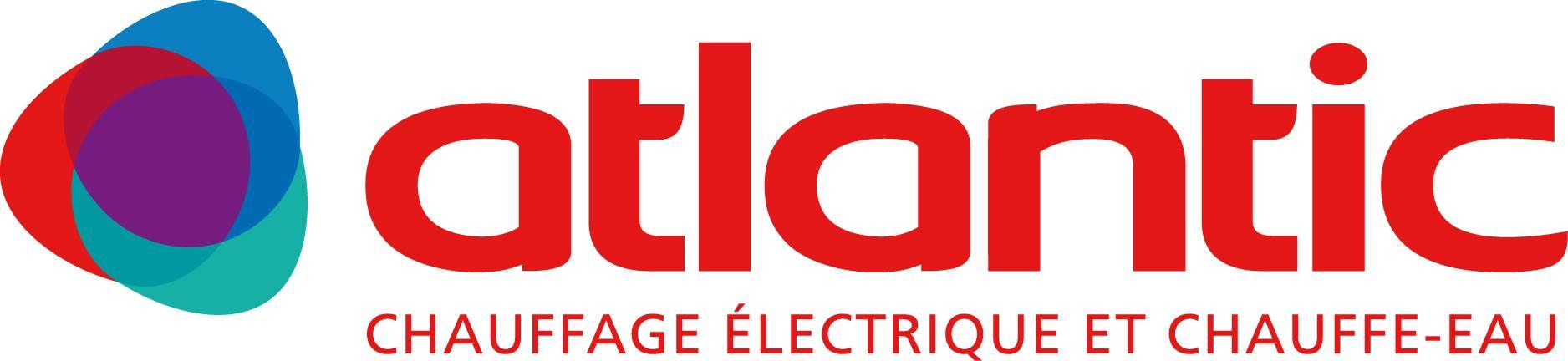 Atlantic chauffage logo